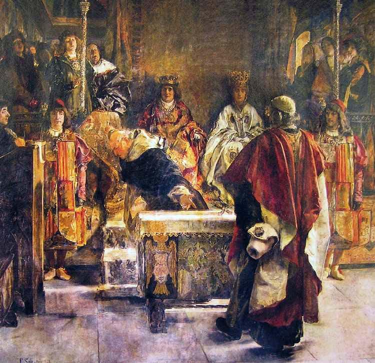 Inquisición española Judios-1492