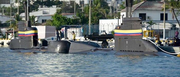 Colombia - Colombia armará con torpedos DM2A3 a los submarinos de su Armada. Submarinos-juan