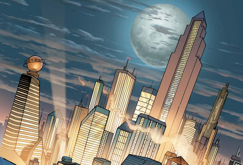 Superman & Superboy [Conner] Metropolis-series-warner-bros-dc