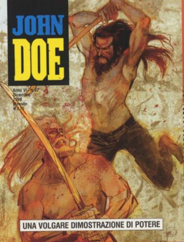 L'angolo dei fumetti John-doe67