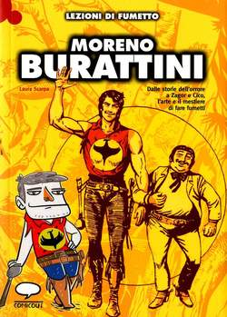 Libri illustrati, romanzi, saggi su Zagor  Comicout-lezioni-di-fumetto-21-moreno-burattini-54939000210