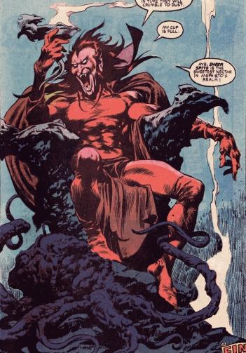 El mejor personaje de MARVEL by Popuheads - Página 3 Mephisto