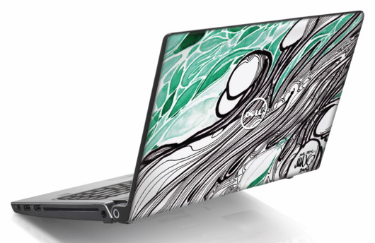 اكسسوارات لاب توب Dell-special-art-edition-mike-ming-studio-laptop