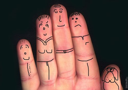 Keep up the good work. Hand-family