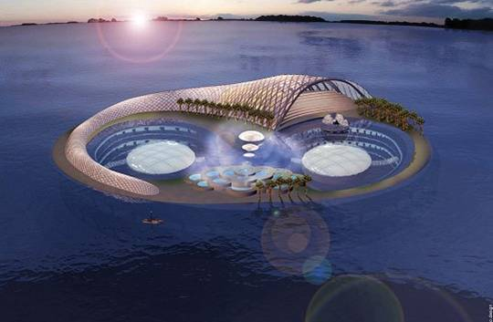 Dubai Projects with pictures Hydropolis