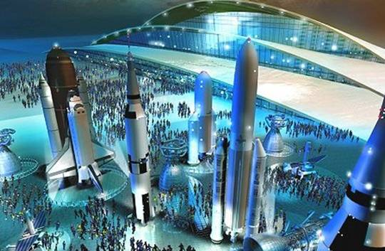 Dubai Projects with pictures Space%20Science%20World