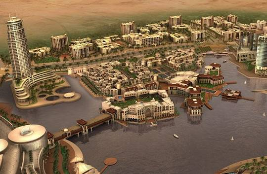 Dubai Projects with pictures Old%20town