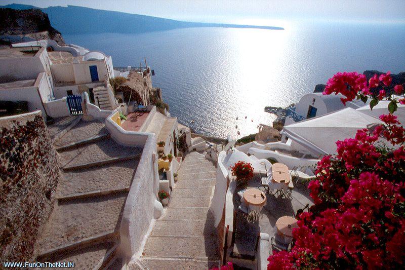 اليونان جمال ساحر... Greece-6