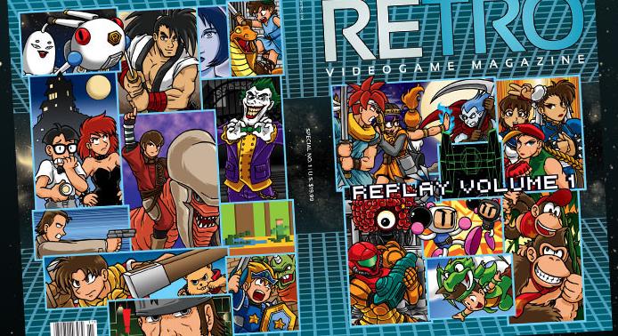 [MAG] RETRO Replay Vol 1 - digital download! Retro