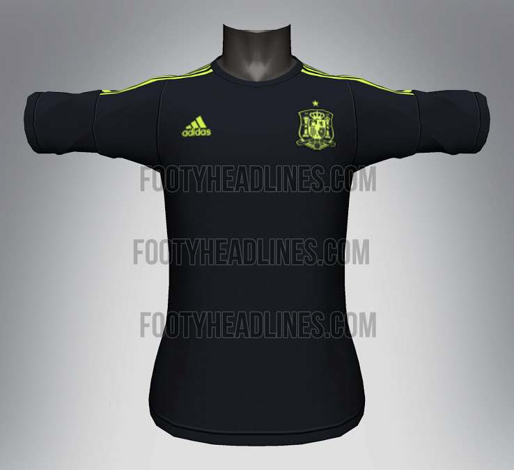 ¿Porqué nos dan o eligen la peor adidas? Spain_2014_world_cup_away_kit