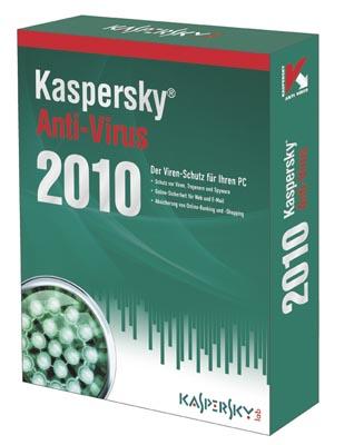 أسطوانة برامج الحماية بأشكاله وأنواعها 2010 Kaspersky2010antivirusboxbild