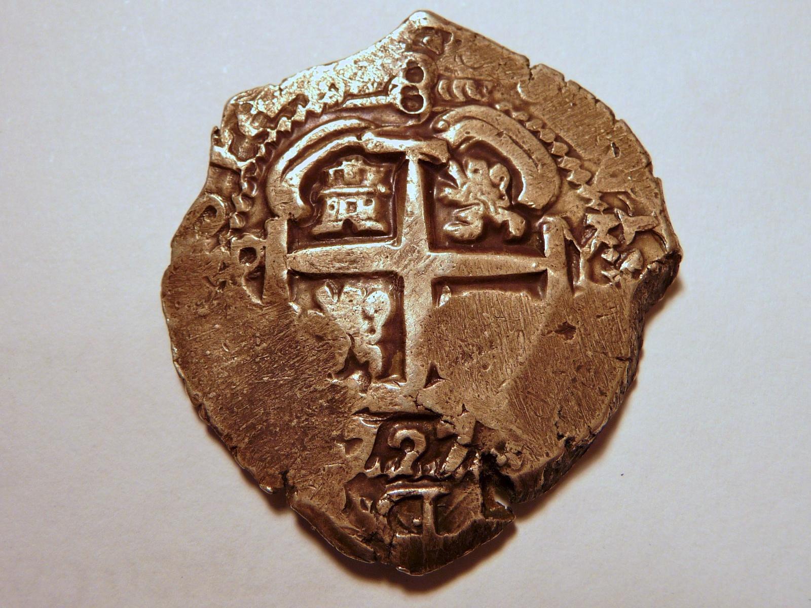 8 Reales de Luis I (Potosi, 1727) ensayador Y 8R-1727-Lima-Luis-I-1