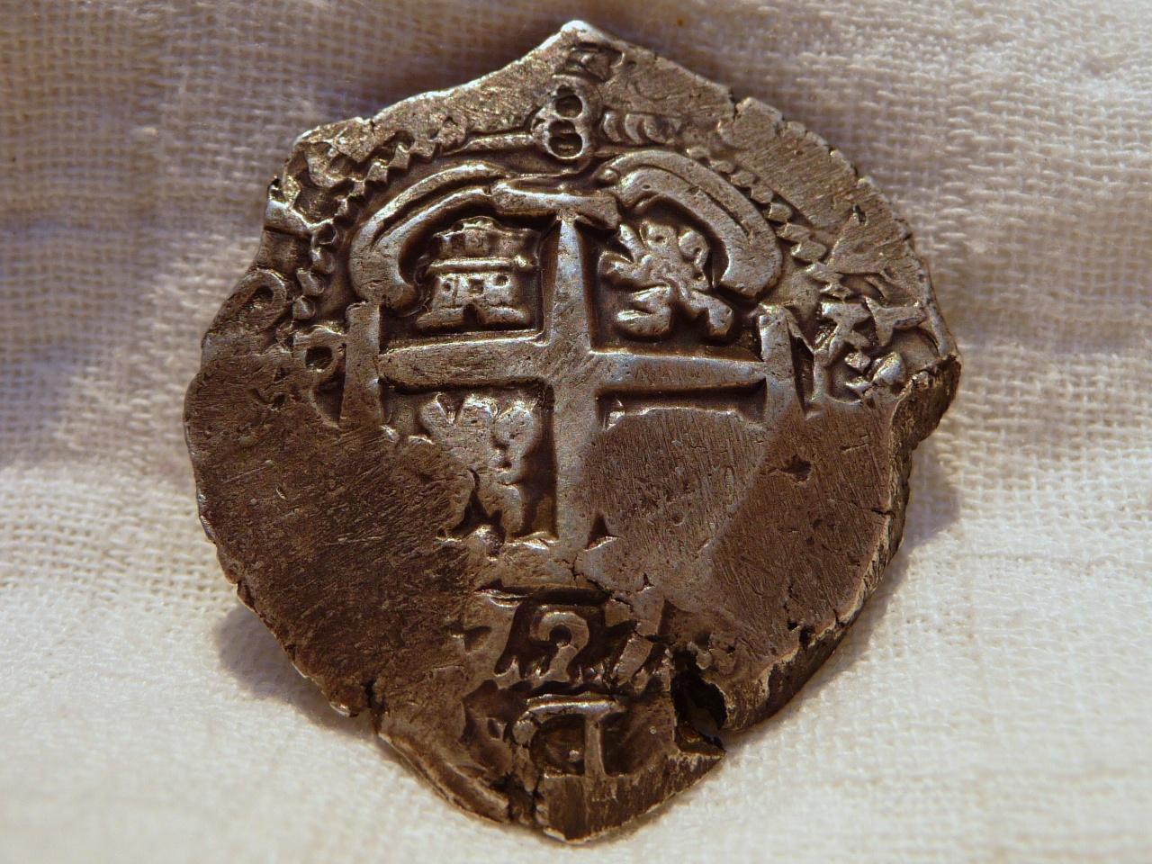 8 Reales de Luis I (Potosi, 1727) ensayador Y 8R-1727-Lima-Luis-I-B