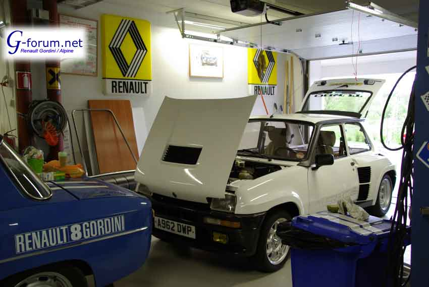 Renault 5 Turbo 2 Finland R5t54