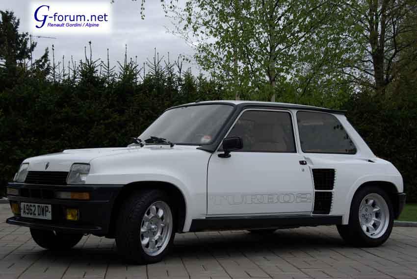Renault 5 Turbo 2 Finland R5t56