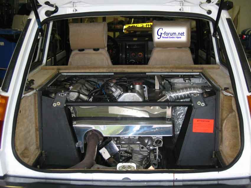 Renault 5 Turbo 2 Finland R5t58