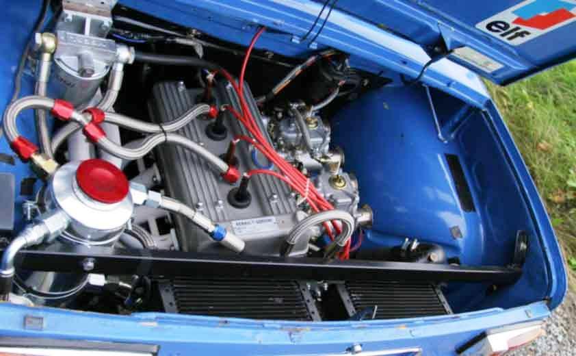 Renault 5 Turbo 2 Finland DOHC-1