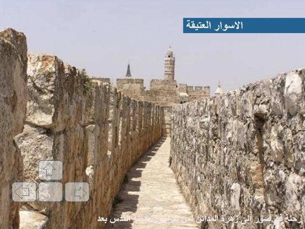 تعالو نتمشى في شوارع القدس  30