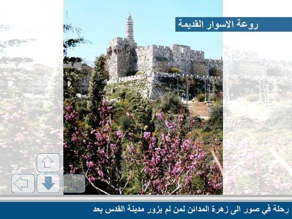 زيارة إلى القدس الشريف مع صور رائعة 35