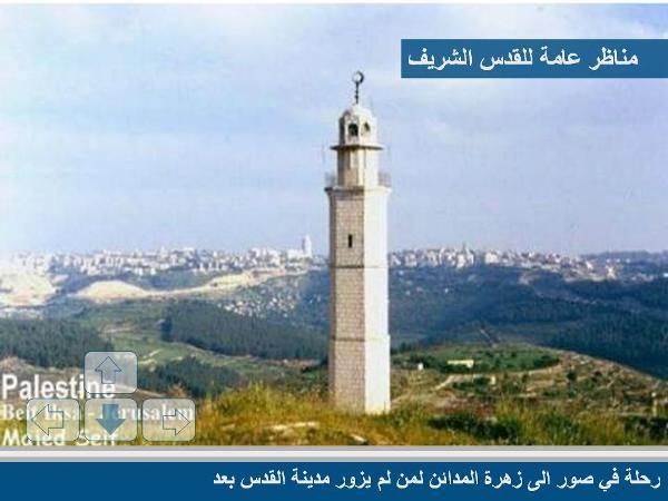 زيارة إلى القدس الشريف مع صور رائعة 78