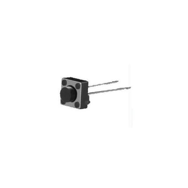 Painel de áudio e acendimento de LEDs com pushbutton Push-button-ts-044