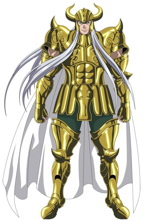 ¿Qué armadura de Tauro del anime es la que más te gusta? Aldebaran_de_tauro