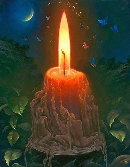Bienvenidos al nuevo foro de apoyo a Noe #276 / 24.07.15 ~ 30.07.15 - Página 38 Candle-1