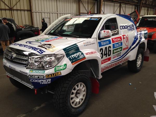 2015 Rallye Raid Dakar Argentina - Bolivia - Chile [4-17 Enero] - Página 3 Foto12