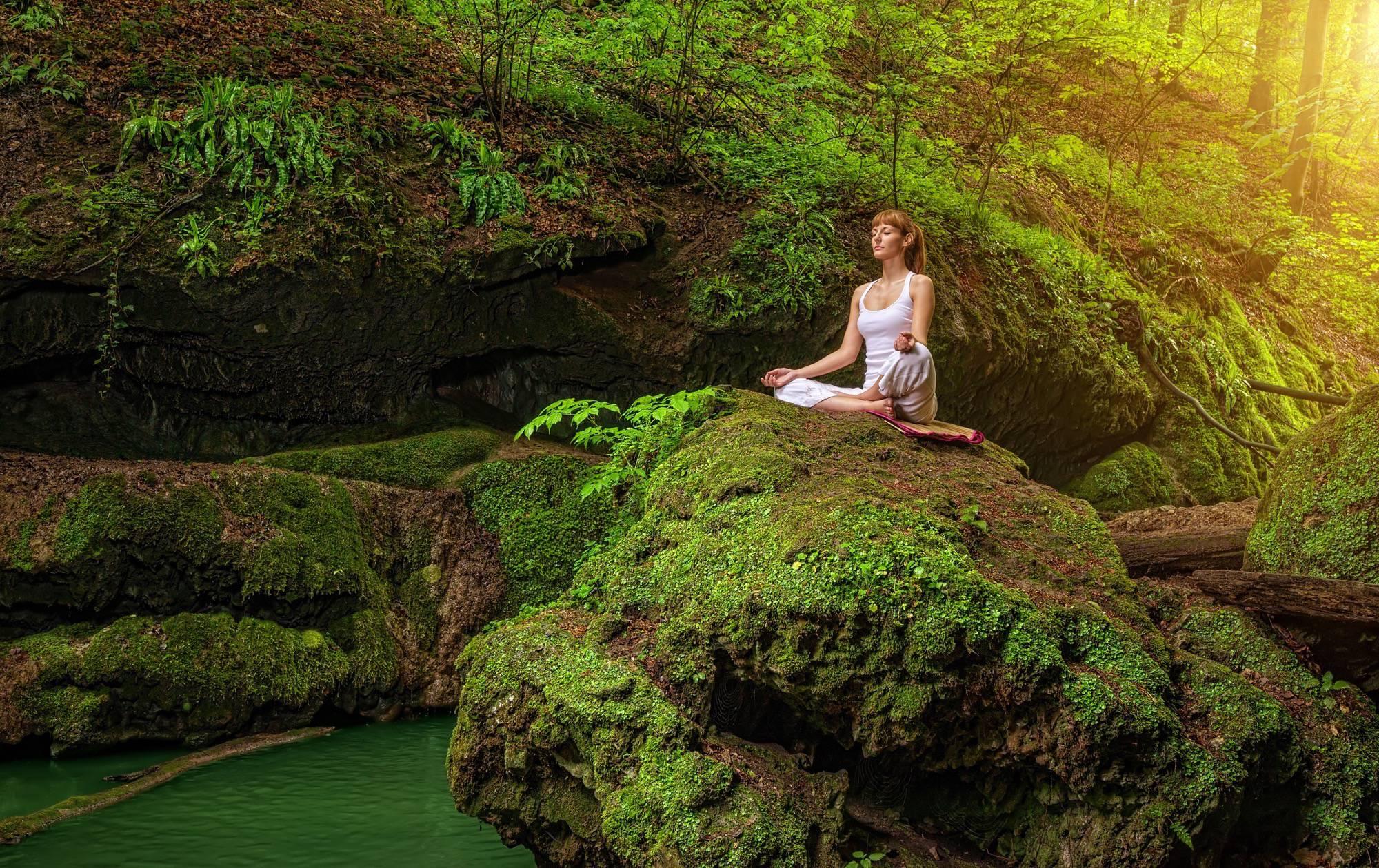 gaya - Alternative de société et conscience pour Gaya. Gaia_meditation_191745938