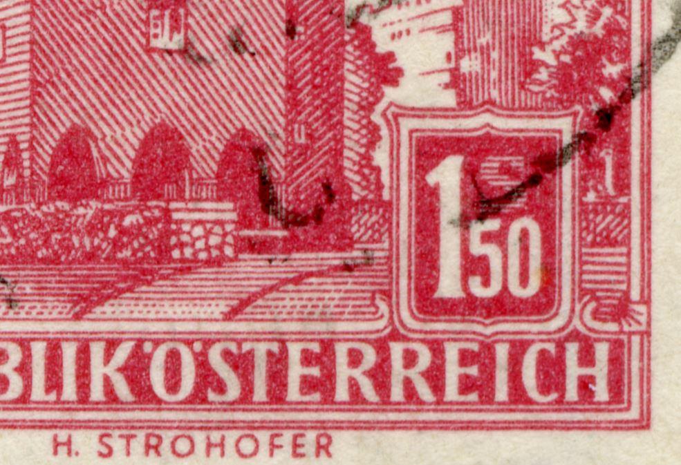 """Bauwerke und Baudenkmäler """"Bautenserie"""" - Seite 5 At_1957_bauten_150_vlak_03"""