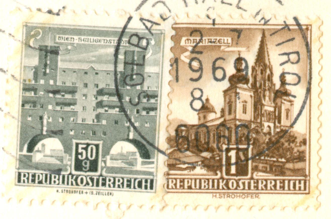 """Bauwerke und Baudenkmäler """"Bautenserie"""" - Seite 3 At_1960_bauwerke_hs_1s_110"""