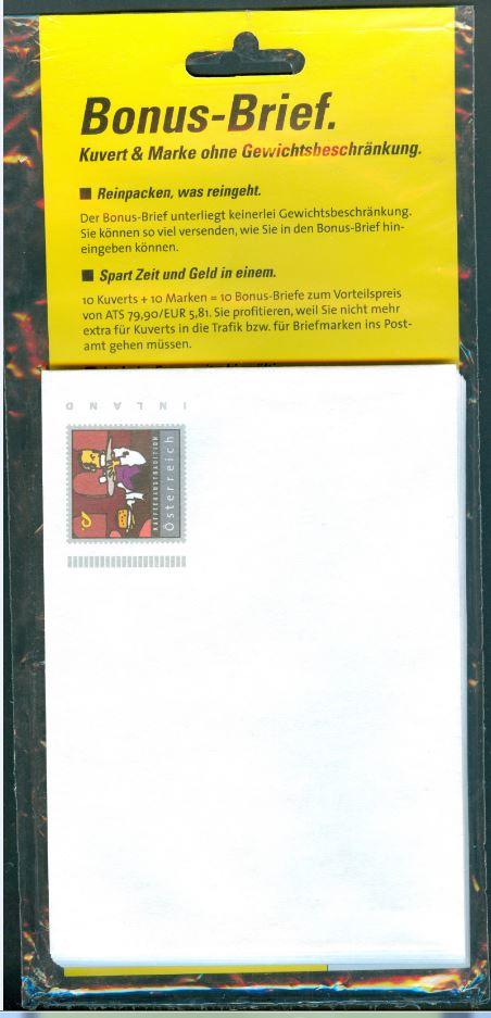Bonusbriefe der österreichischen Post - Seite 2 At_2001_bonus_800031_02