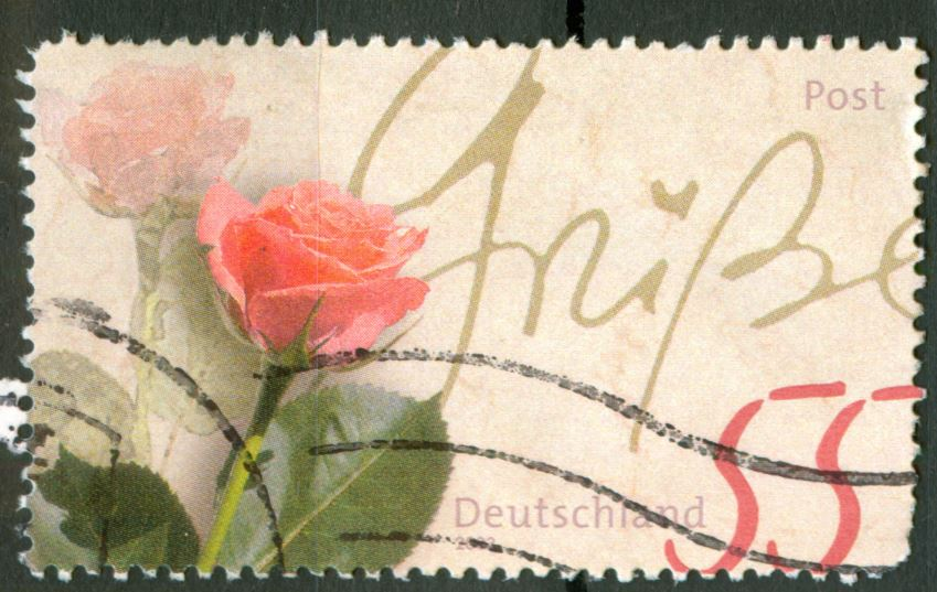 Bund 2003 Rosengruss - Rasterunterschiede! Und mehr! De_2003_rosen_gruss_M_rot_r90_00
