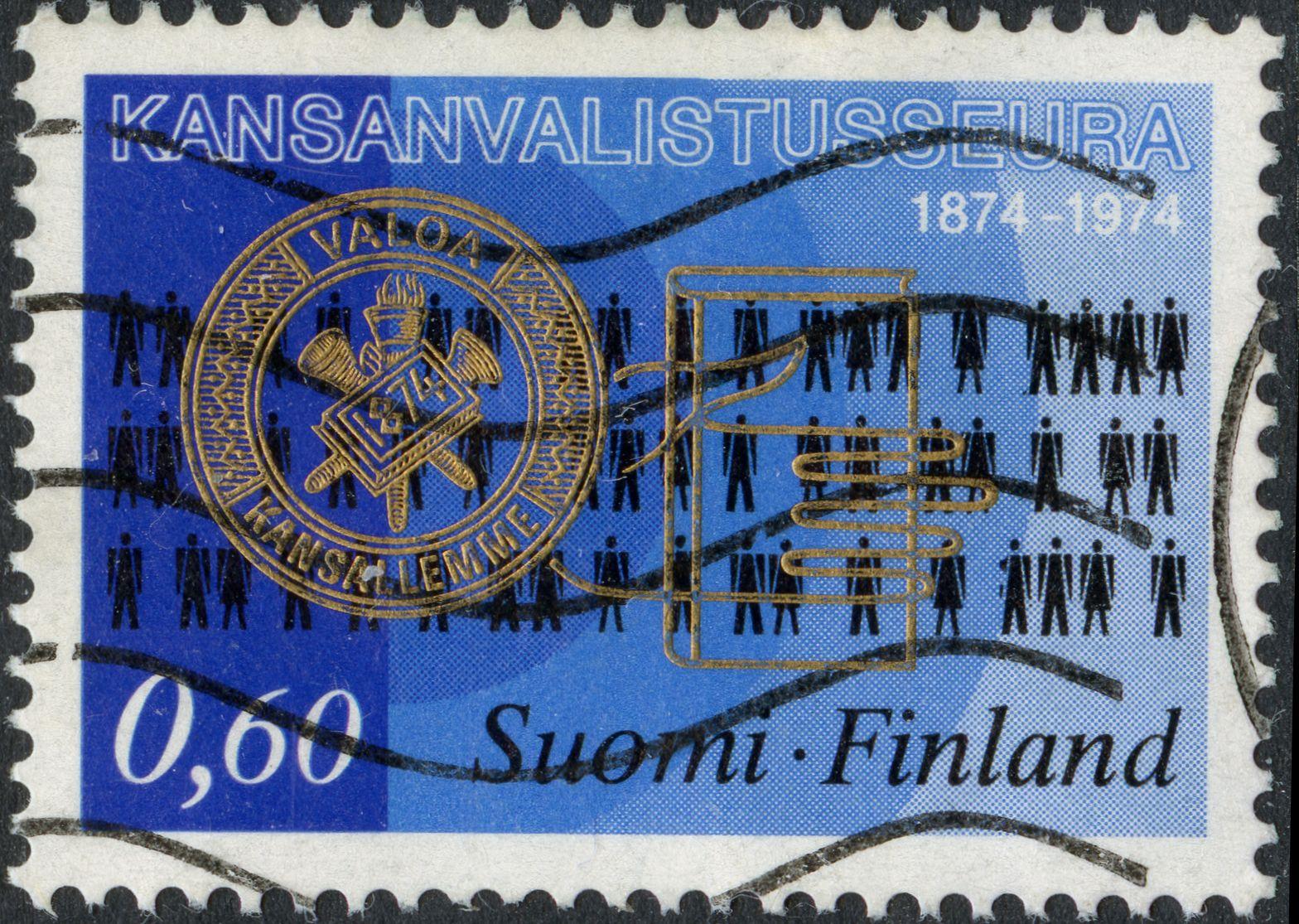 Prägedruck 1860-1900 in der Schweiz und in den deutschen Staaten Fi_1974_kansanx00