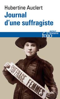 Journal d'une suffragiste de Hubertine Auclert Product_9782072901546_195x320