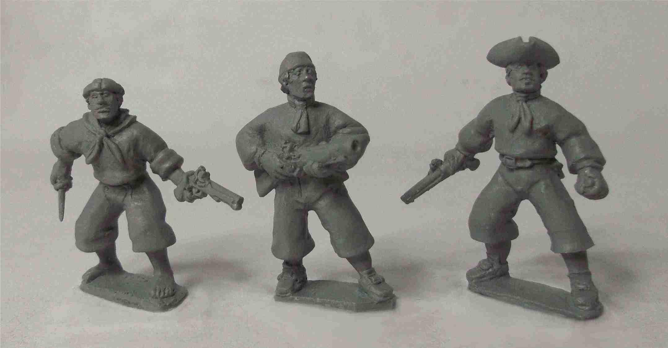 Marins civils XVIIIe 3sailors1Lowest