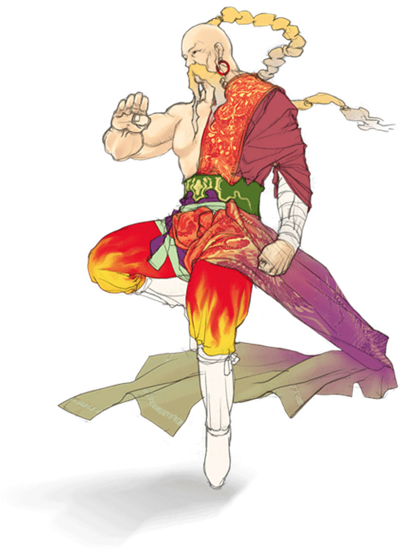 Tenzin Fang Raiden, el monje maestro. [En construcción] Yang-Fang-Leiden-FFIV-After-Years-Game-Art