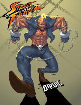 Street Fighter V Birdie-SF-Fan-Art-by_dxsinfinite-