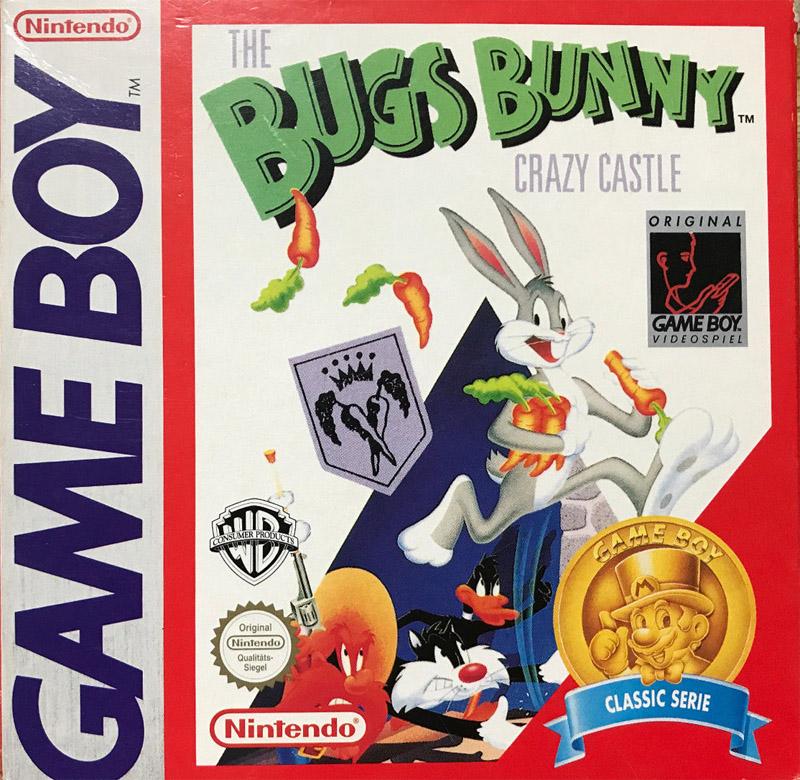 Liste des jeux format classics boîte rouge game boy 3112