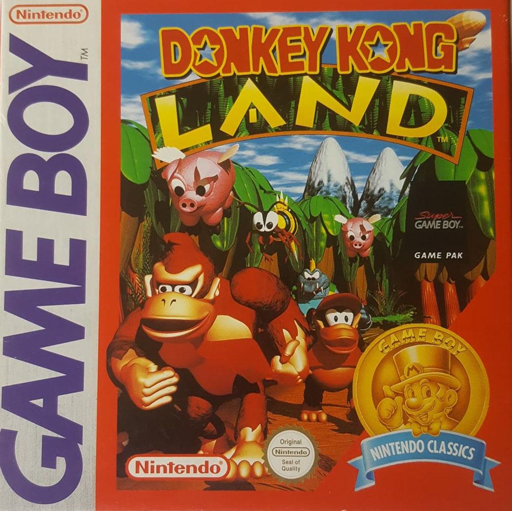 Liste des jeux format classics boîte rouge game boy 3218