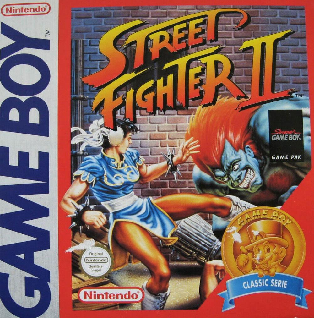 Liste des jeux format classics boîte rouge game boy 3228