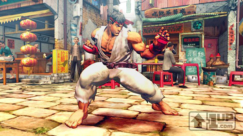> XBOX 360 Aka. Geekerie haut de gamme < - Page 2 Street_fighter_4_image