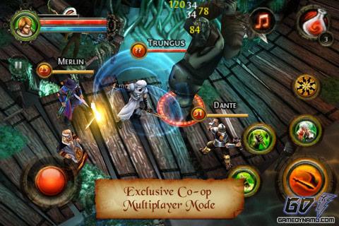 [JEU] DUNGEON HUNTER 2 : Le célèbre Diablo like de Gameloft [Payant] Dungeon-hunter-2-screenshots-9