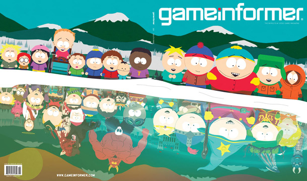 South Park: The Game RPG  South-park-the-game-rpg-gameinformer-january-issue-news-1