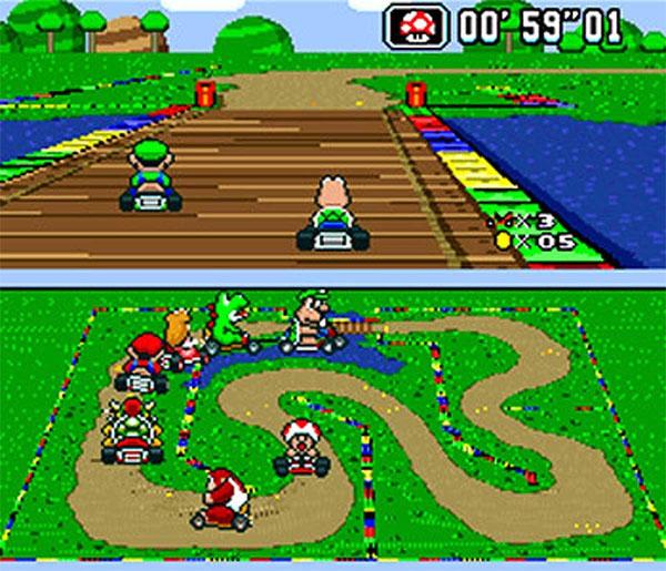 Super Mario Kart Review (SNES, Wii VC) Marioka