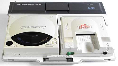 QUI CONNAIT LA NEC PC ENGINE ? HELP Pcengine-cd
