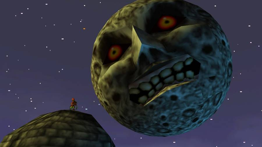 Une game effrayante Majoras-Mask-Moon