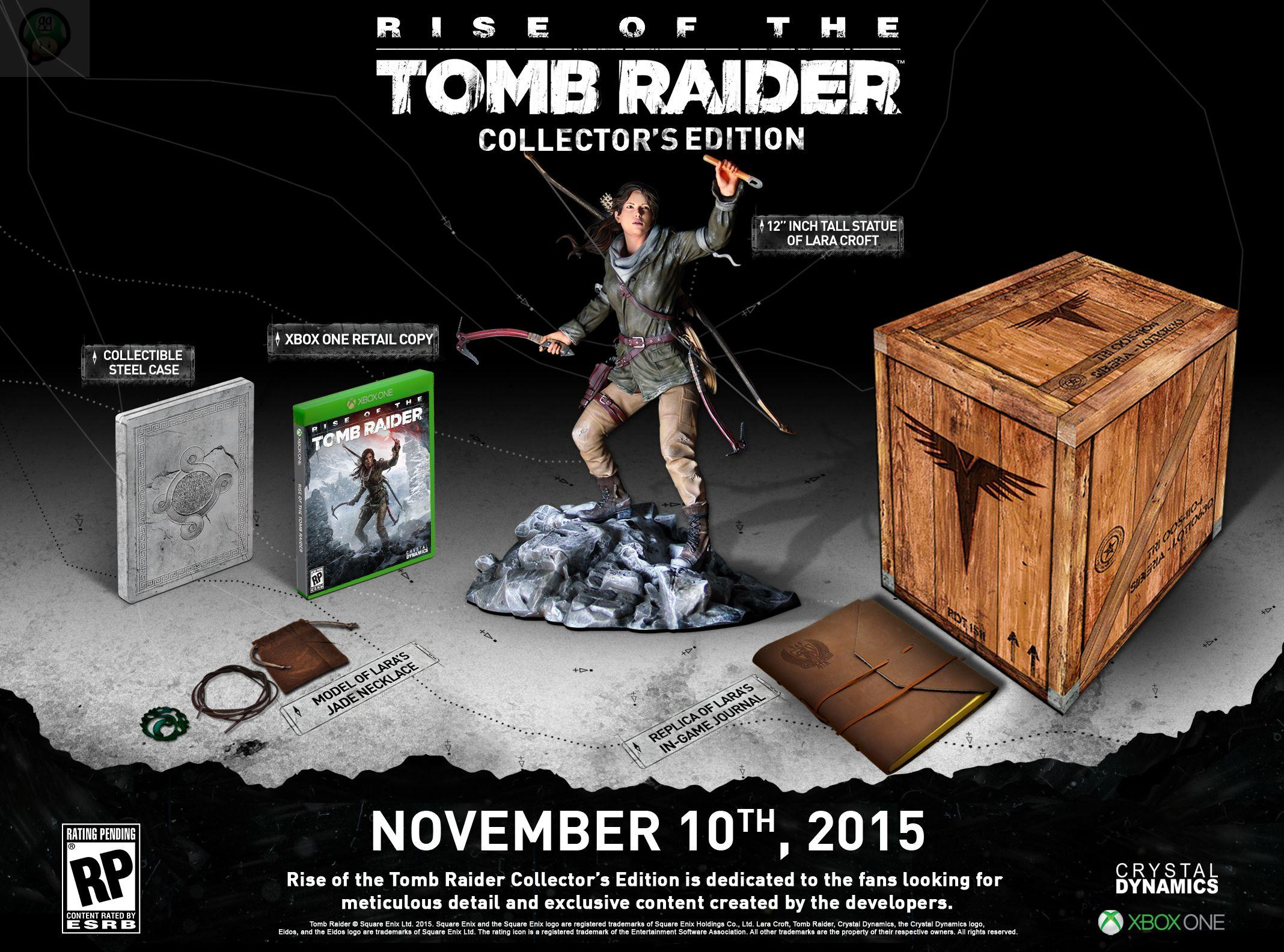 Rise of the Tomb Raider  Rise-tomb-raider-collector-xbox-one