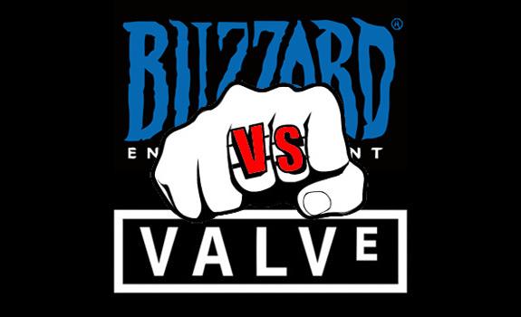 Valve and Blizzard 'Dota' Trademark issue resolved Blizzard-vs-Valve