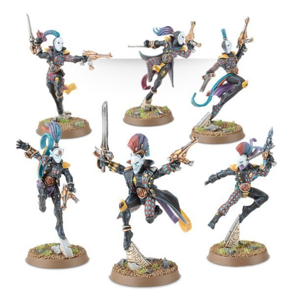Harlequins release in early 2015? - February 3, Skyweaver jetbike rules leaked 99120111001_HarlequinTroupe01